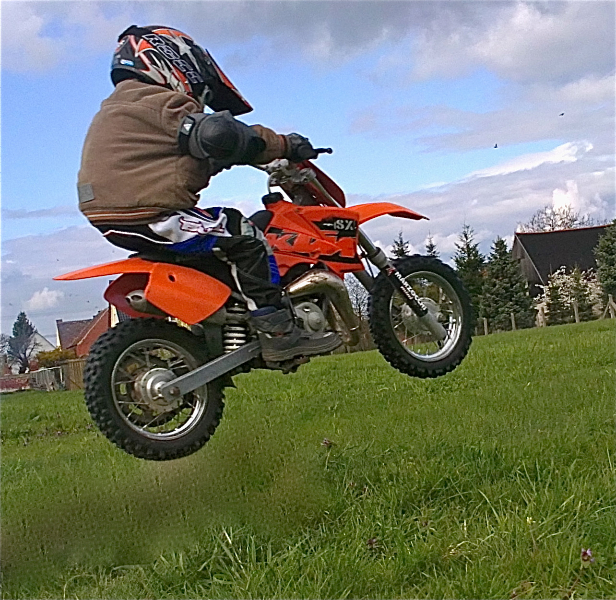 KTM Mini Adventure 50ccm